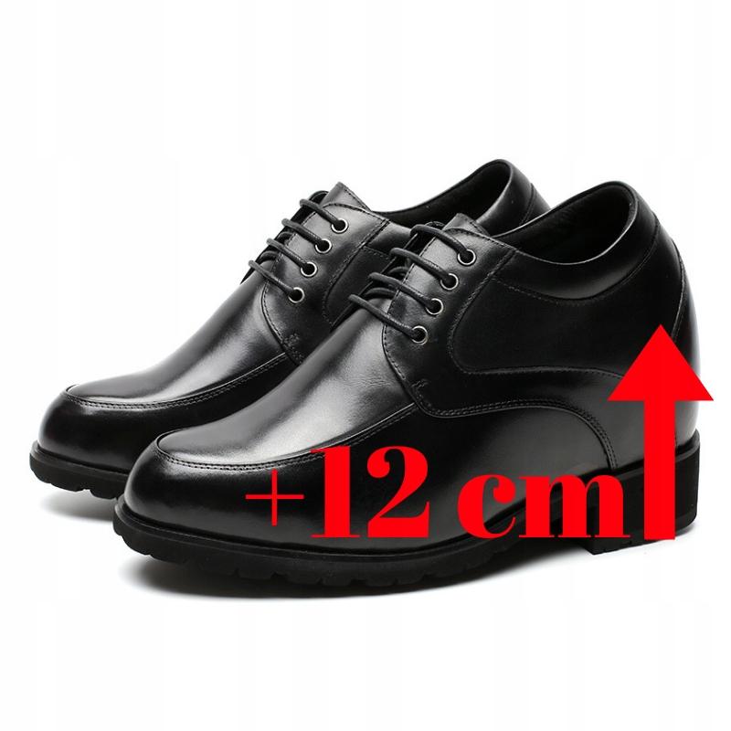 buty na podwyższeniu męskie