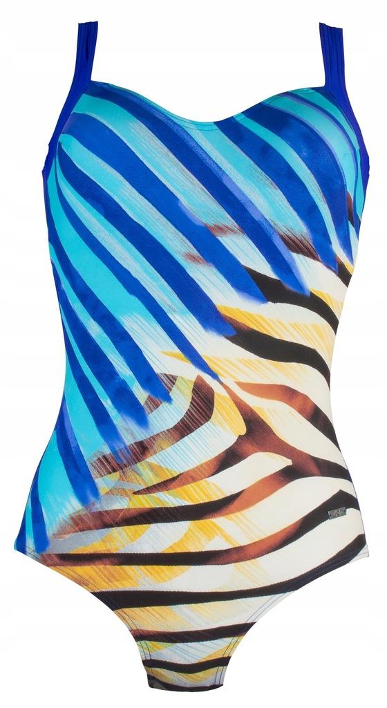 Jednoczęściowy strój kąpielowy Naturana r 42 E