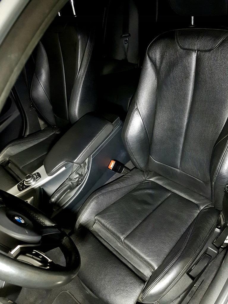 Srodek Fotele Wnetrze Bmw F30 M Pakiet 7705317543 Oficjalne Archiwum Allegro