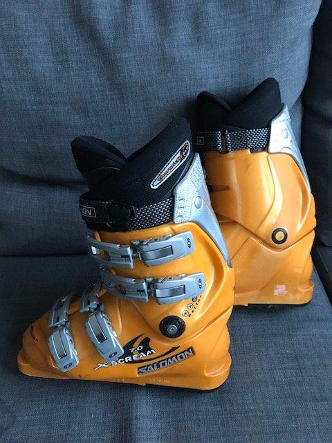 Buty narciarskie SALOMON PROLINK 7.0 XSCREAM 24