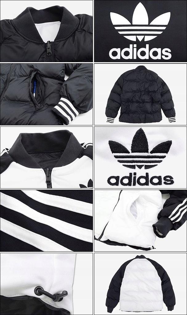 Kurtka Adidas Originals BR4798 Zimowa Pikowana M