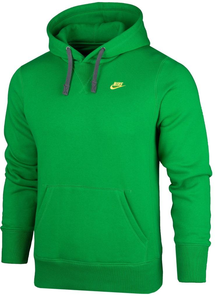 bluza zielona nike
