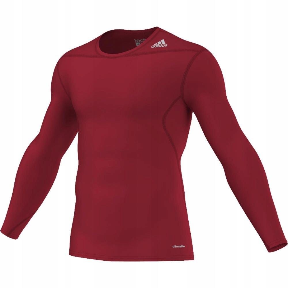 Koszulka adidas TF Base LS D82061 XL czerwony