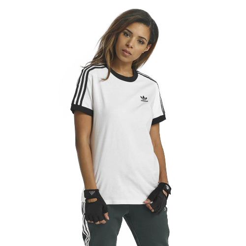 koszulka damska adidas originals biała