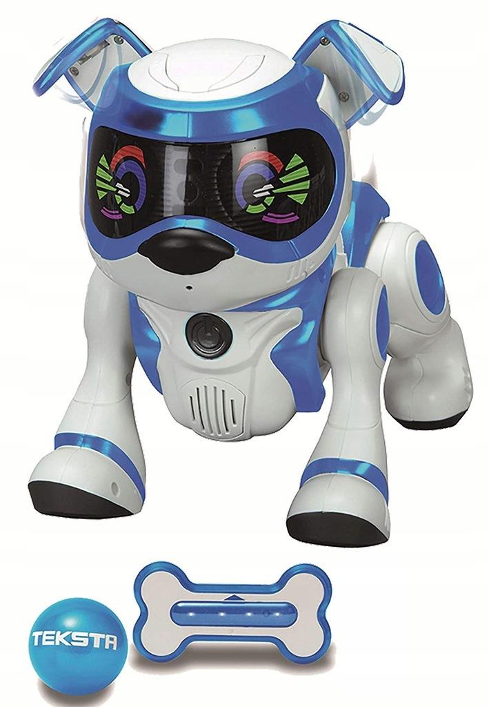 Teksta 5g Interaktywny Robot Pies Splash Toys 7708295134 Oficjalne Archiwum Allegro