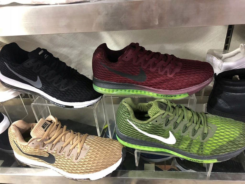 Buy Nike Air Max90 New 2018 oreo damskie Air cushion running