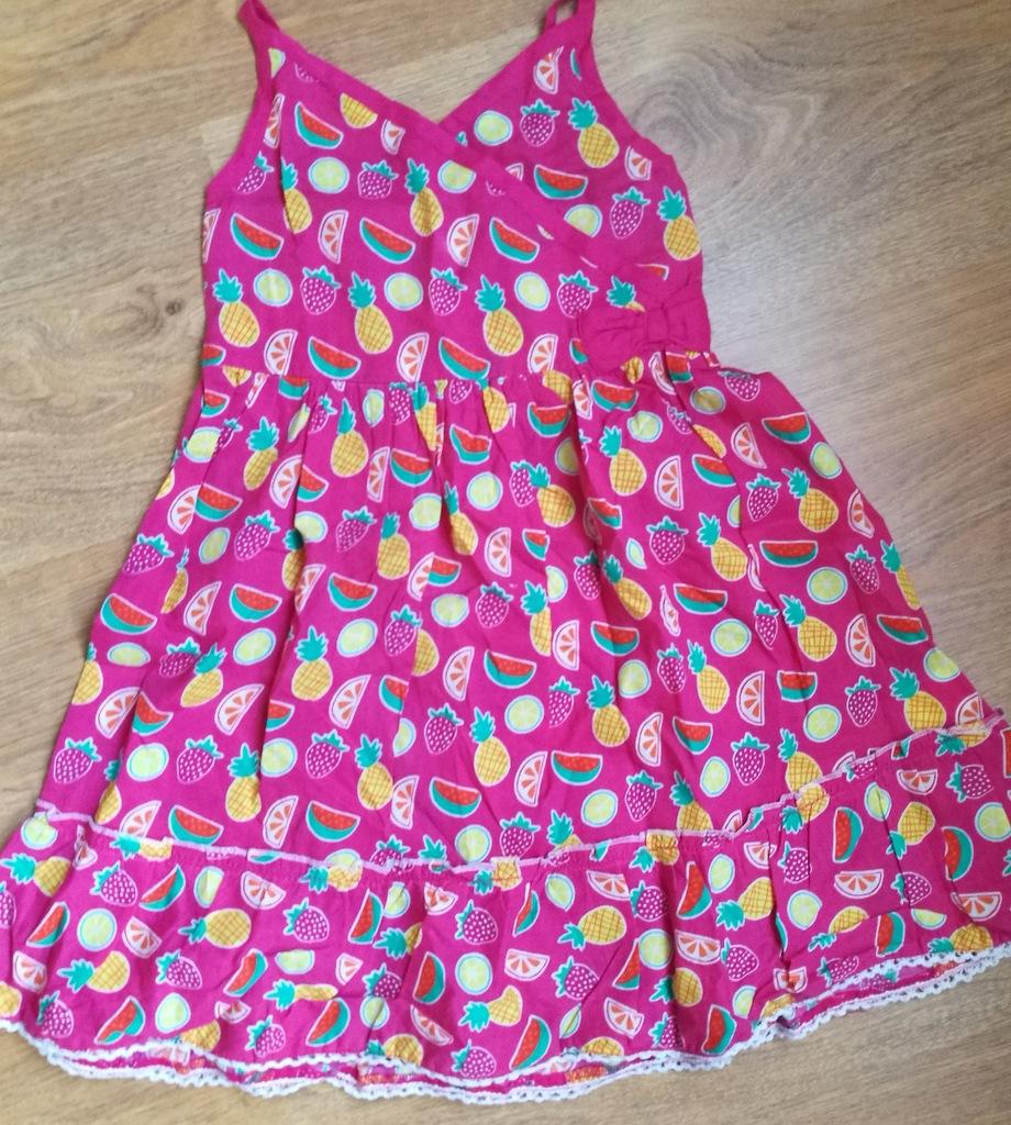 young dimennsion  sukienka 3-4 lata