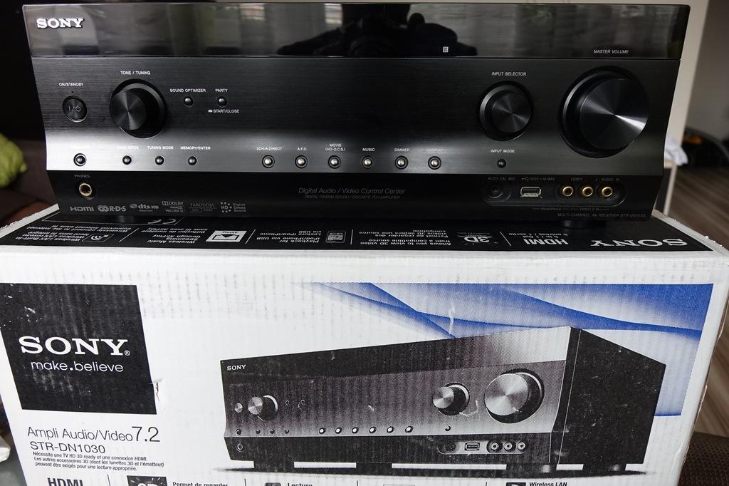 Sony STR-DN 1030 + gratis