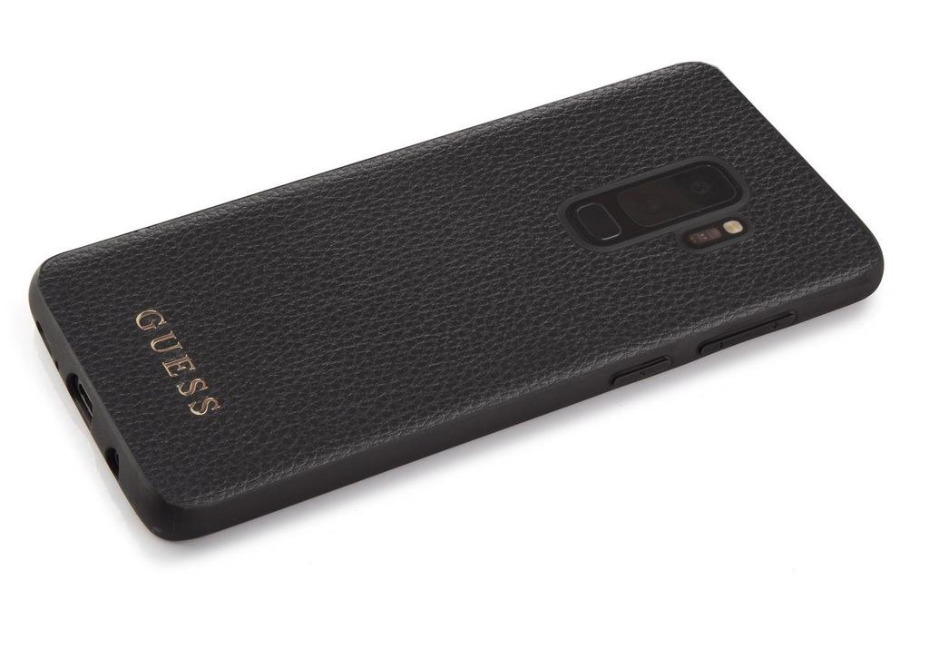 Guess Nakladka Na Tyl Etui Samsung Galaxy S9 Plus 7366565011 Oficjalne Archiwum Allegro