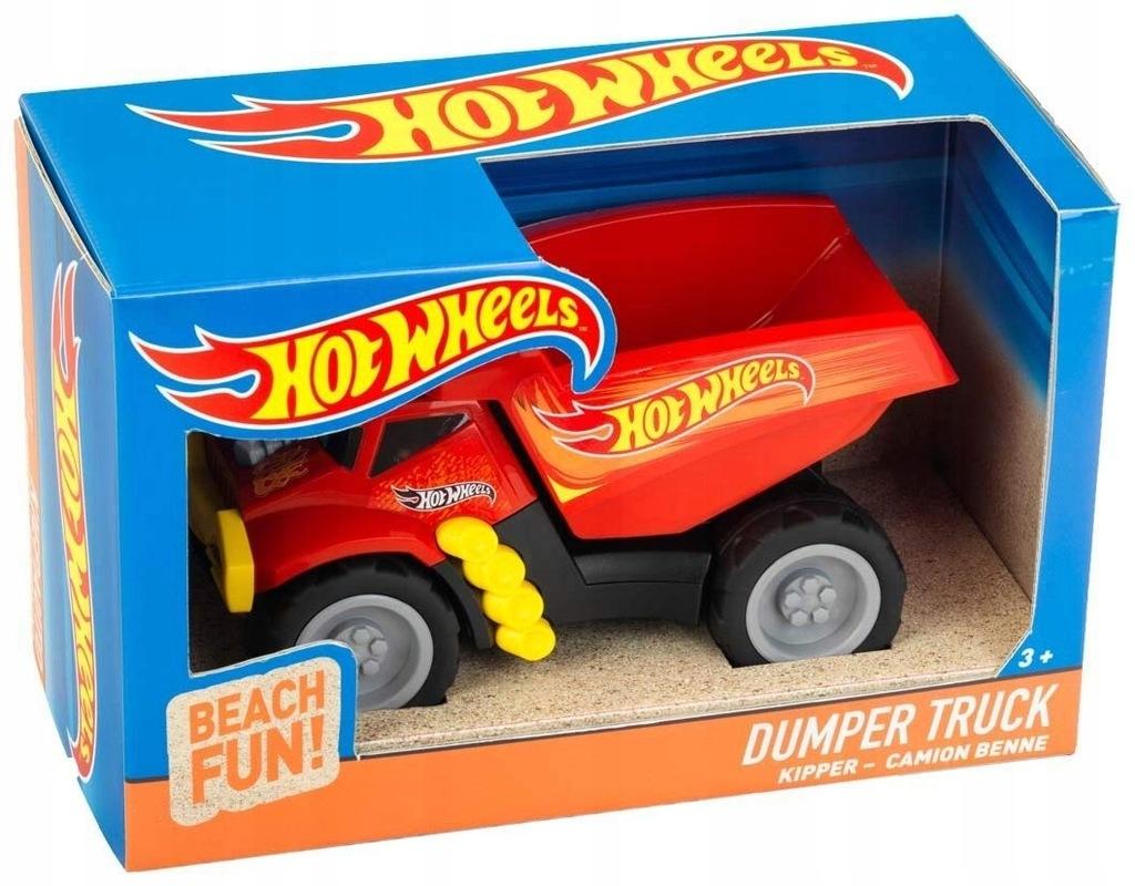 KLEIN 2443 Ciężarówka wywrotka Hot Wheels 1:24