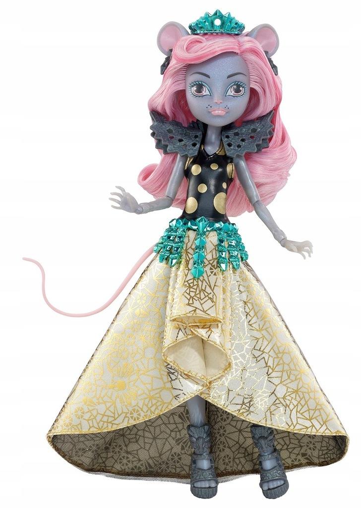 489 Monster High Boo York Mysz Mouscedes Lalka 7670179532 Oficjalne Archiwum Allegro
