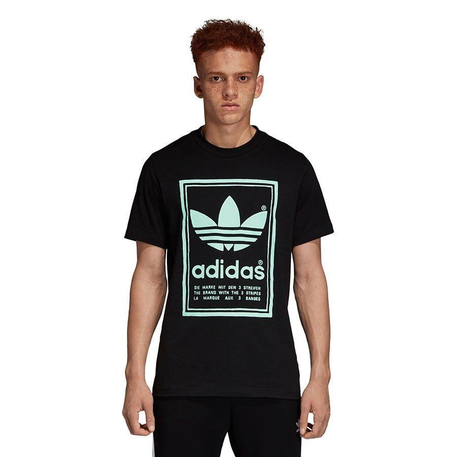 Koszulka adidas Originals Vintage DJ2712 L czarny