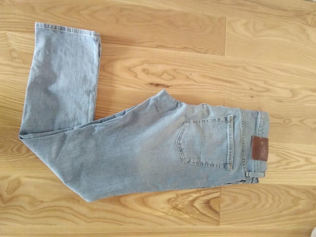 Hollister spodnie męskie jeansy rozmiar W31 L 30