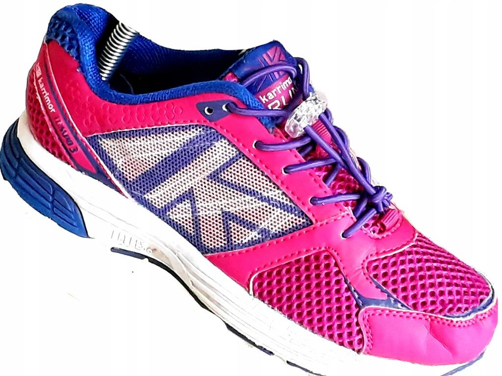 KARIMOR_ Dziecięce Buty sportowe na gumy ściąg._35