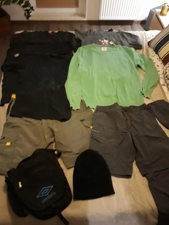 Męskie ubrania używane