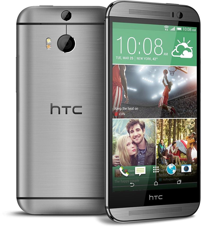 NOWY HTC ONE M8 GRAY BEZLOCKA SKLEP PL FV23%