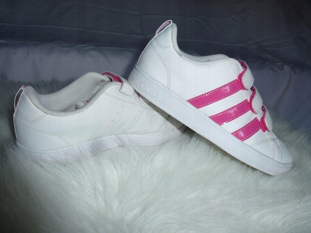 Buty sportowe adidas 34 dziecięce dziewczęce
