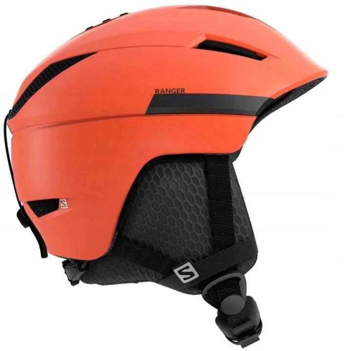 Kask narciarski Salomon Ranger MIPS Black 2019