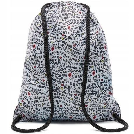 Worek Vans Benched Bag diy scribble VN000SUFYEL Equip.pl