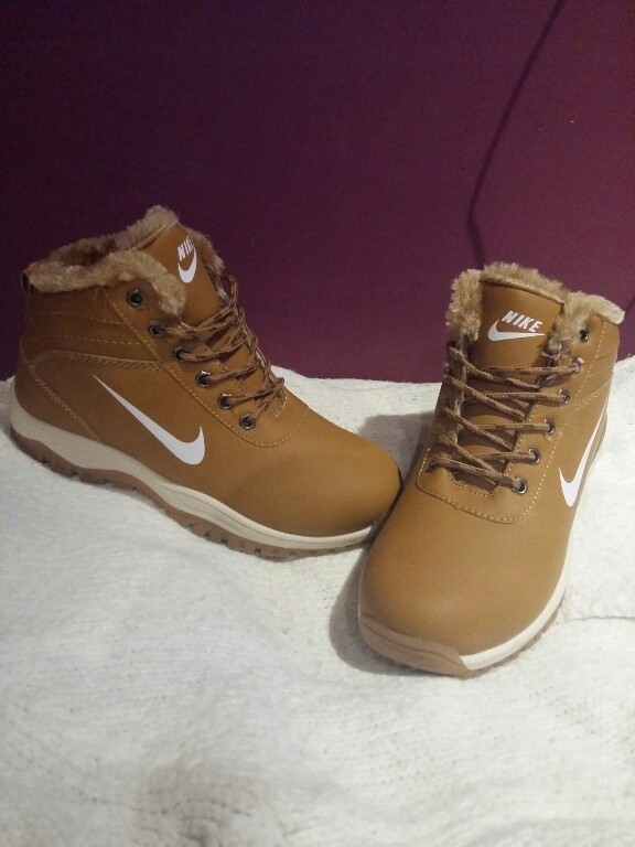 buty trapery damskie Nike nowe 39