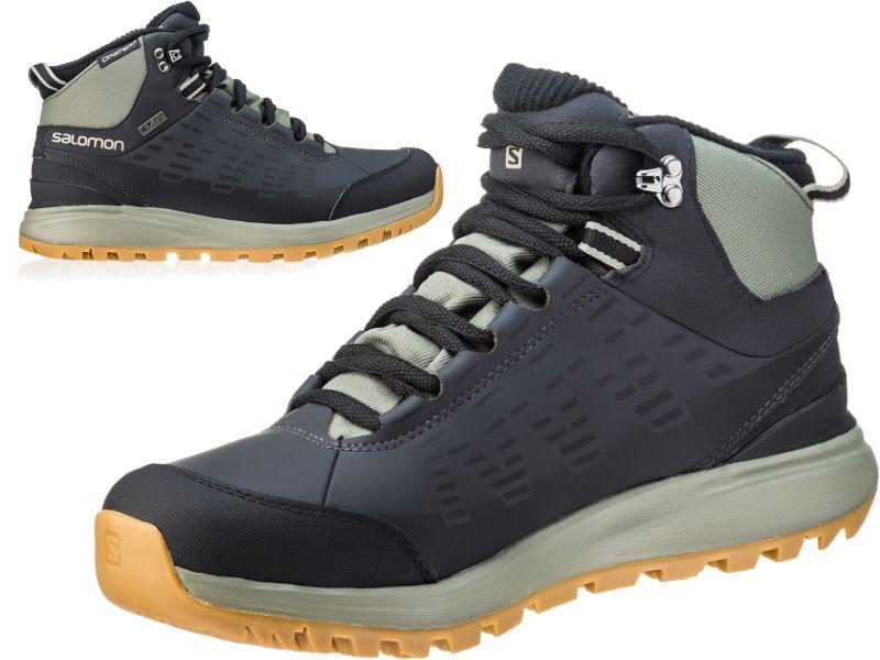 Salomon 45, Trekkingowe buty męskie Allegro.pl