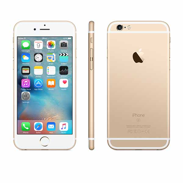 Apple iPhone 6s 64GB Gold Szkło hartowane