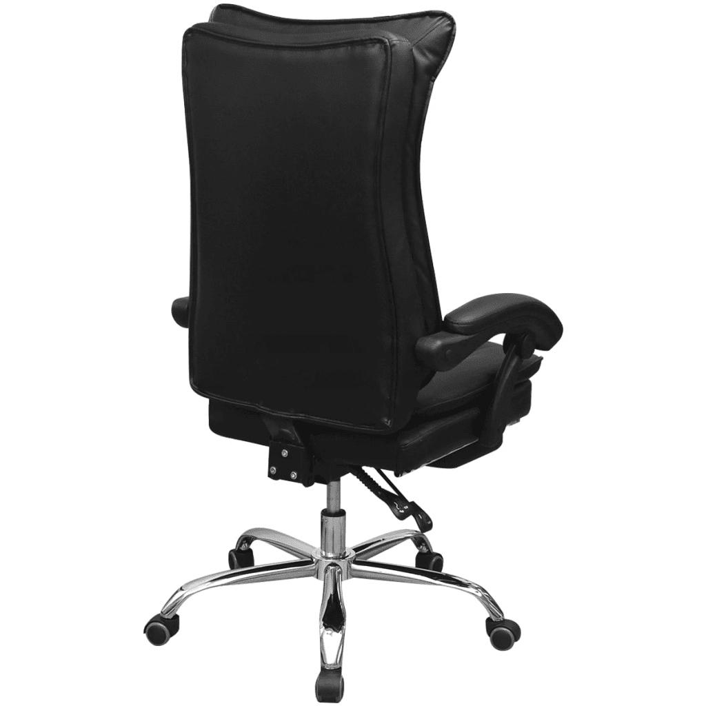 242893 vidaXL Regulowane krzesło biurowe z