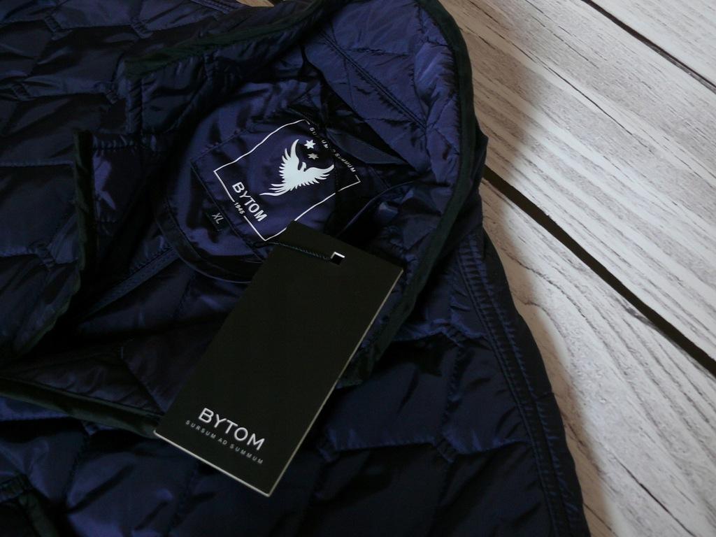 BYTOM nowa kurtka pikowana org. 599zł XL