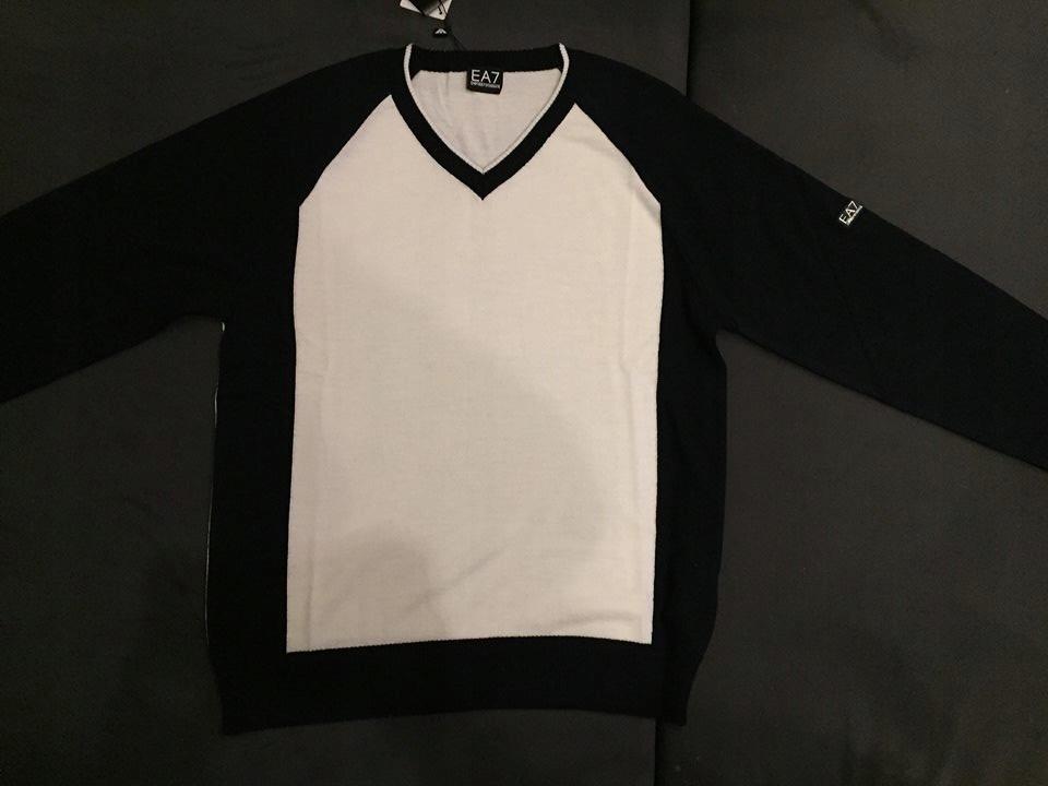 Sweter Emporio Armani L