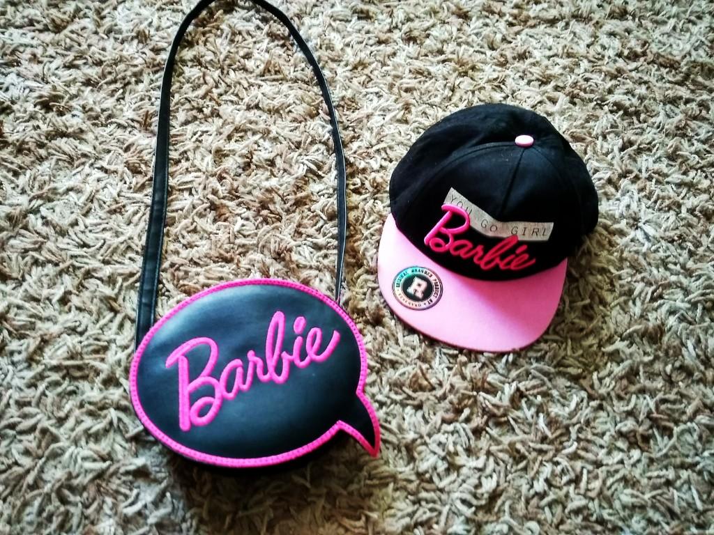 Torebka czapeczka Barbie Reserved