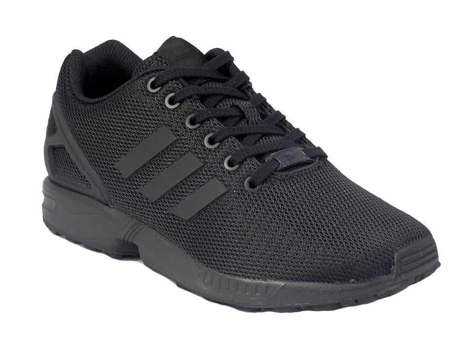 Buty adidas ZX Flux męskie całe czarne All Black S32279