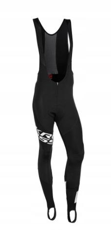 Spodnie rowerowe z wkładką KROSS AIM WINTER r: XL