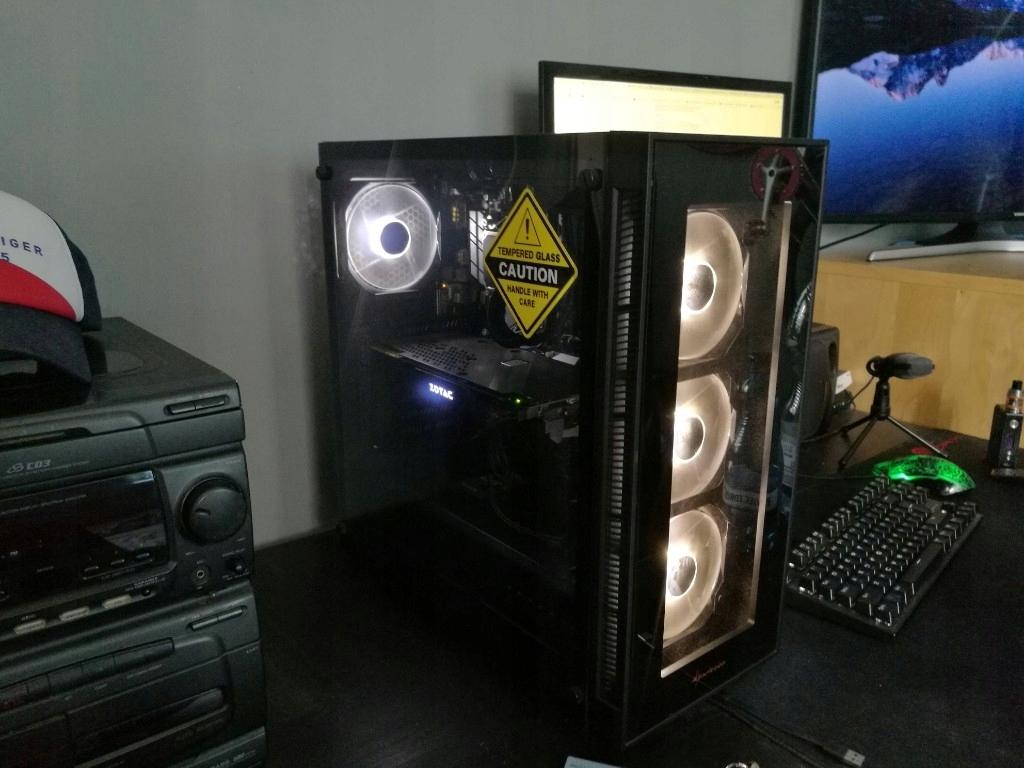 komputer PC do gier