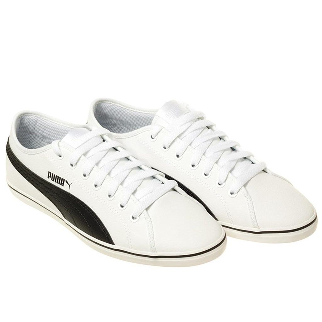 Białe Buty Męskie Sportowe Puma rozmiar 45