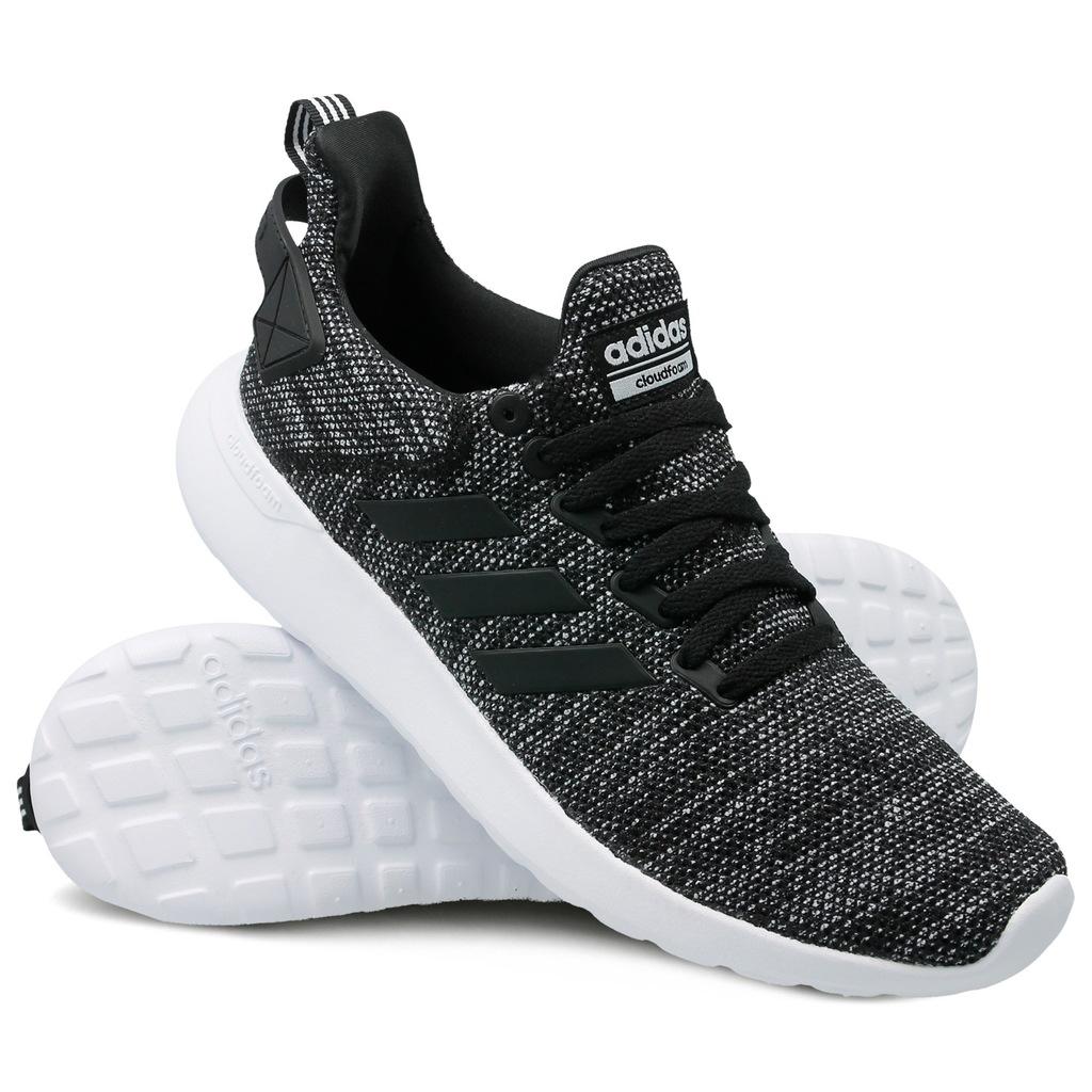 Buty adidas męskie lite racer byd db1592 czarne 2 Buty