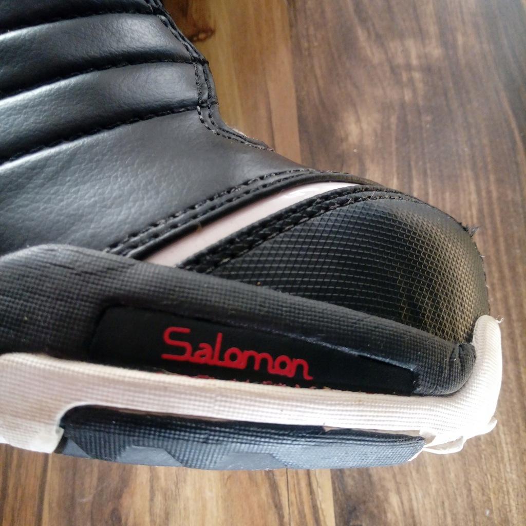 Archiwalne: Buty snowboardowe Salomon Termic fit rozm.46 13