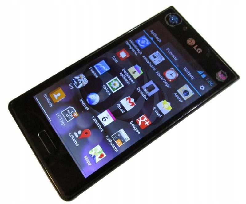 Telefon Lg Optimus L7 Lg P700 7478863238 Oficjalne Archiwum Allegro