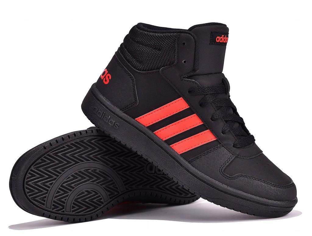 Buty Adidas VS HOOPS MID 2.0 K DB1480 r.38