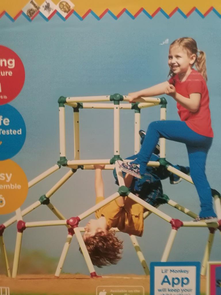 Drabinka Dla Dzieci Lil Monkey 7346969392 Oficjalne Archiwum Allegro