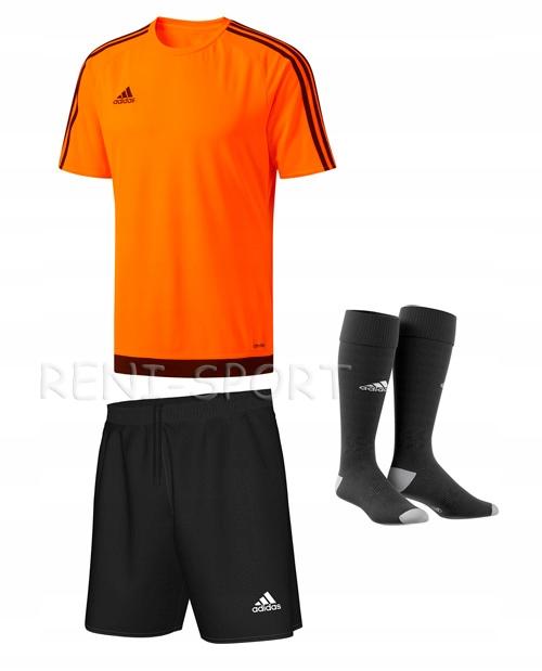 Komplet Strój piłkarski ''ADIDAS ESTRO'' roz.XL