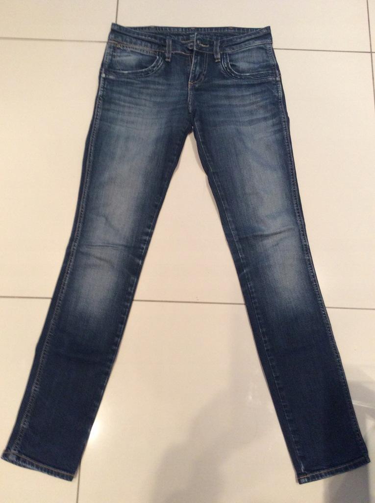 Spodnie jeansy Wrangler 2632