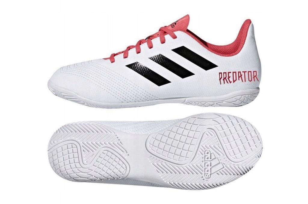 adidas buty halowe tango białe predator