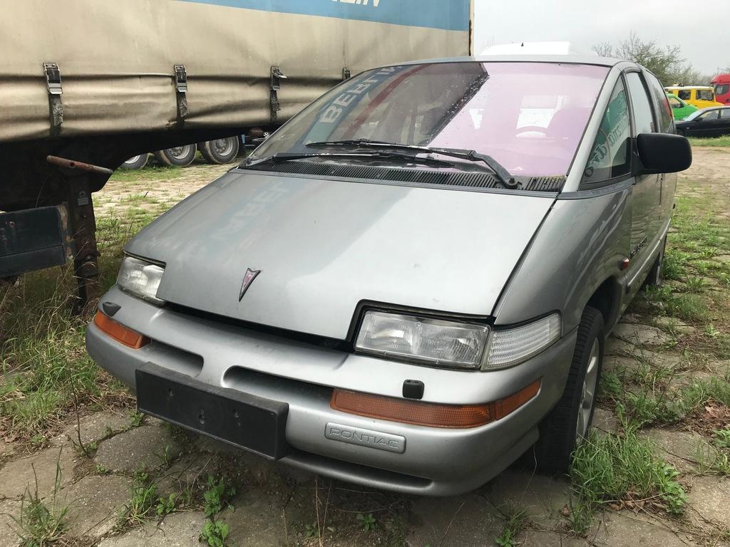 Pontiac Trans Sport 3 8 Lpg 6867285477 Oficjalne Archiwum Allegro