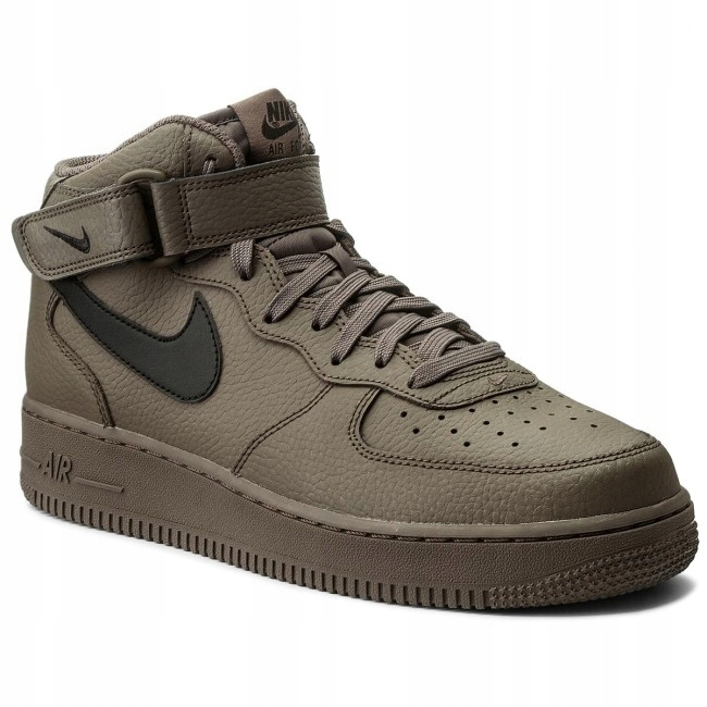 Nike Air Force 1 Mid 07 Brown Black White