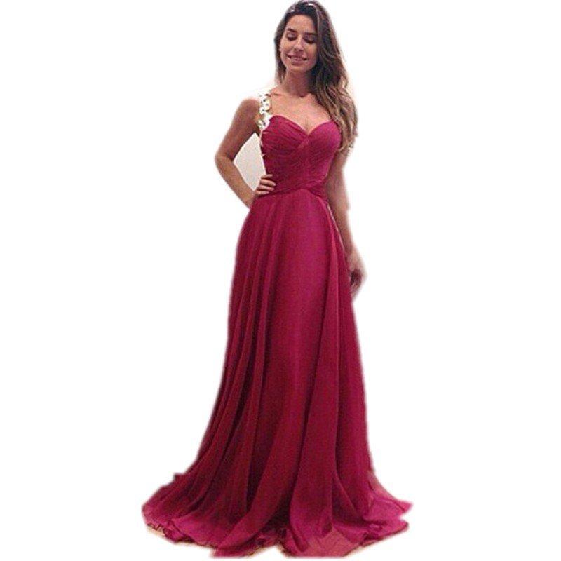 Dluga Suknia Wieczorowa Sukienka Balowa Koktajlowa 6063887588 Oficjalne Archiwum Allegro
