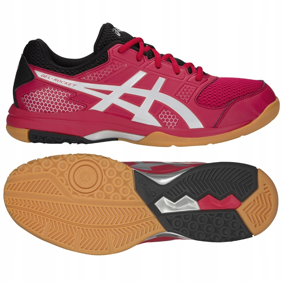 Buty ASICS Gel ROCKET 8 B706Y 600 46