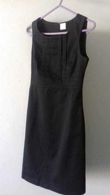 Sukienka mała czarna Camaieu XS