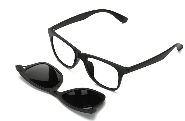 nakładki przeciwsłoneczne na okulary oprawki plastikowe