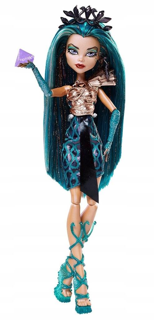 506 Monster High Boo York Nefera De Nile Lalka 7716353465 Oficjalne Archiwum Allegro