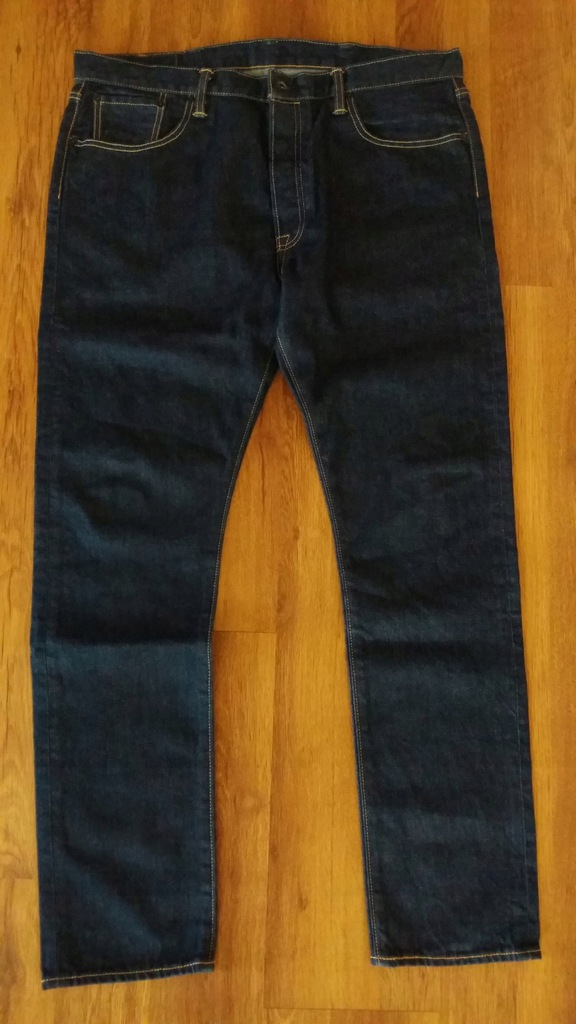 LEVIS 501 W38 L32 JEANSY MADE IN POLAND!!!